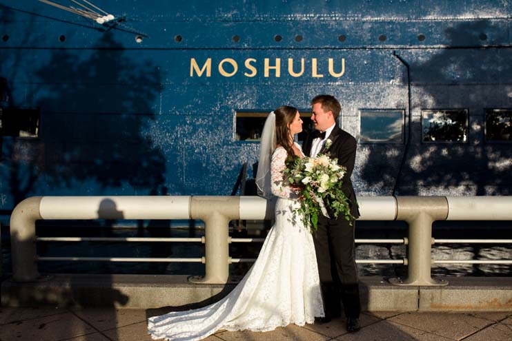 Moshulu philadelphia wedding