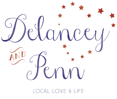Delancey and Penn {Local Love & Life} logo